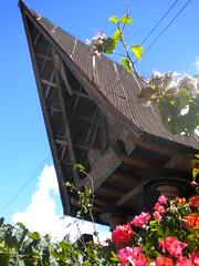 'Sopo'-Batak traditional house (Dina Lumbantobing) Tags: batak hutabarat tarutung tapanuliutara