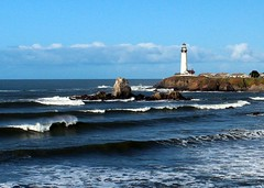 Waves at Pigeon Point (Cole Chase Photography) Tags: california northerncalifornia canon spring t3i pigeonpointlighthouse californiabayarea pigeonpointstatepark