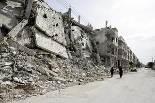 Syrian destruction