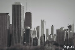 2012-03-14 [1033] Chicago Skyline (Badger 23) Tags: pictures city cidade blackandwhite usa chicago skyline photography us photo downtown foto stock picture ciudad american stadt  ville stad nh  2012 citt  chicagoillinois larawan     picha valokuva            fotografija              badger23  ikago     tsikago