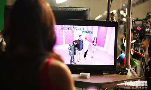 Filming with Mnet - Project Day Finale