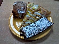 Dessert (Morton Fox) Tags: food de pizza cicis buffet newark