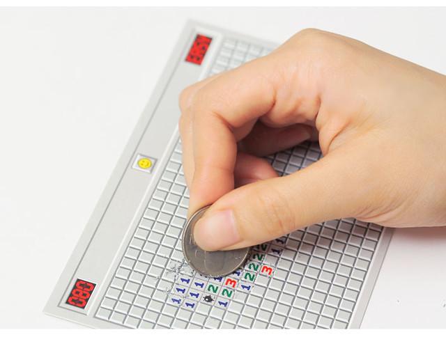 Connect Design - 「踩地雷」刮刮樂明信片!