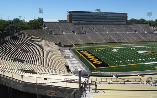 Faurot Field at Memorial Stadium, Columbia (Mo.), 22 June 2012