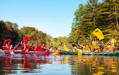 Color Wars (sgoralnick) Tags: costumes colors battle upstateny canoes ashokan epic colorwars ashokancenter phootcamp phootcamp2012