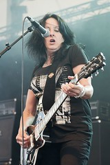 "Girlschool @ RockHard Festival 2012 • <a style=""font-size:0.8em;"" href=""http://www.flickr.com/photos/62284930@N02/7450015080/"" target=""_blank"">View on Flickr</a>"