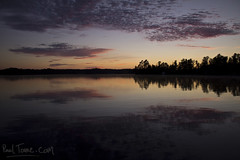 Ely Sunset (Paal Tonne) Tags: sunset water long exposure