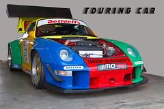 In der Box (Helmut44) Tags: car germany deutschland motorsport boxengasse touringcar sachsenanhalt motorsportarenaoschersleben formel3cap