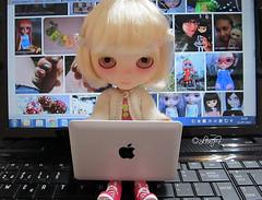 Blythe a Day July: 10 - Mini me