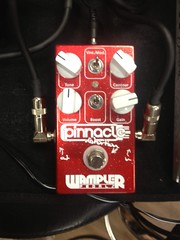 Wampler Pedals Pinnacle  (Mekkjp) Tags: distortion guitar pedals setting pinnacle stompbox overdrive evh wampler soundmake