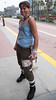 Lara Croft (uncle_shoggoth) Tags: california comics costume san cosplay tomb diego lara croft convention costuming comiccon geeky sdcc raider