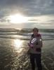 Standing in the Northsea (Bakelaar en Waardenburg) Tags: sunset sea summer portrait water fun photography evening scheveningen nortsea inthesea pootjebaden bakelaarenwaardenburg mariannebakelaar
