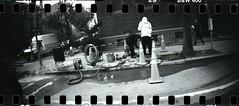 Preperation For Descent - #202 (Patrick DB) Tags: blackandwhite bw dc washington lomography district sprockets sprocketrocket