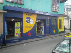 Guatemala_Tigo Money Agent Shop_Photo