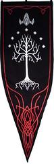 Estandarte rbol blanco Gondor (Lady Krizia) Tags: blanco rbol tolkien estandarte gondor wilwarin