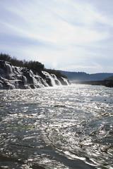 (Te leo al séʌәɹ ) Tags: water argentina waterfall cascade catarata misiones cascada soberbio mocona