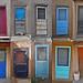 10 Taos Pueblo Doors