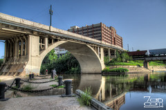 Allens landing_20120728_0050_1_2.jpg (SGR Photo) Tags: usa downtown texas houston places hdr 2012 allenslanding buffalobayou photomatix houstonphotowalks preservationhouston