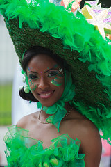 Zomercarnaval 2012 (KennethVerburg.nl) Tags: street carnival party feest colour netherlands dutch rotterdam events nederland parade carnaval caribbean colourful performer zuidholland kleur evenement zomercarnaval