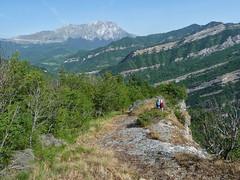 Escursionismo Laga - Il Farneto