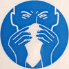 blow your nose (chrisinplymouth) Tags: squircle circle round hygeine cw69x bandit sign squaredcircle blue