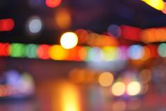 will take you to Bokehland (Pixeled79) Tags: life blue red party test orange white abstract black color colour yellow analog digital lens photography 50mm nikon focus soft experimental glow open purple minolta bokeh fair line celebration 17 shallow joyful simple gree x700 d300