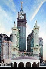 Makkah Clock Royal Tower - A Fairmont Hotel (Fairmont, Makkah Clock Royal Tower) Tags: tower clock hotel islam prayer eid royal ramadan saudiarabia pilgrimage mecca ablution fairmont umrah makkah hajj makka umra omra omrah fivestarhotel masjidalharam holymosque abrajalbait meccaroom abrajalbeit makkahroom