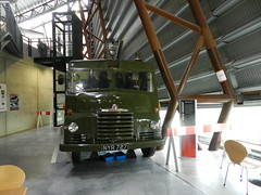 NYR727 Bedford Green Goddess - Auxiliary Fire Service Mobile Pump Unit (graham19492000) Tags: museum afs aerospace cosford greengoddess auxiliaryfireservice coldwarexhibition bedfordgreengoddess nyr727 mobilepumpunit