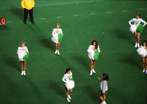 Philadelphia Eagles American Football Cheerleaders 005