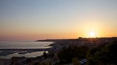 IMG_7653 (Francesca Cappa) Tags: sunset sea white windmill greek temple boat tramonto mare sale blu salt barche hills sicily saline sicilia colline agrigento valledeitempli trapani marsala sciacca muliniavento greci