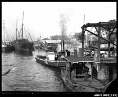 Dockyard, Sydney Harbour