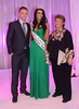 Adrienne Murphy & boyfriend Luke Kennedy & mother Maeve Murphy