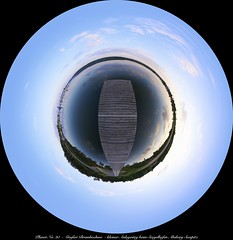 Planet No. 20a (with nadir shot) (sualk61) Tags: wood blue sky panorama lake canon eos see flickr tripod gimp panoramas franconia diagonal fisheye planet stitching 5d canon5d polar holz stitched 180° circular myplanet 360° steg landingstage zoomlens 180degrees abendrot 360degrees abendstimmung hugin abendlicht bootssteg canoneos5d eos5d brombachsee polarpanorama 360grad canonfisheye polarpanoramas sualk61 canonlense canonef50mmf12lusm myplanets borderfx groserbrombachsee nodaladapter greatbrombachlake 815mm canonef815mmf4lfisheyeusm sphärischequirectangular circularanddiagonalfisheyezoom brombachseeurlaub2012