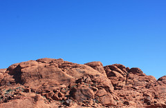 Red Rock Canyon.  The rock climbing place.. (DigitalMosaics) Tags: redrockcanyon park travel nature outdoors amazing lasvegas hiking nevada rockclimbing naturelove nationalconservationarea placetovisit