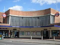 SAM_1832 (Analogue_Dreaming) Tags: travel london art station architecture photography modernism londonunderground deco perivale streamlinemoderne