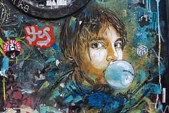 C215 (Pieter Musterd) Tags: streetart amsterdam graffiti mural yes nederland thenetherlands 5d nl mokum paysbas centrum niederlande spuistraat luckybastard musterd muralisme pietermusterd canon5dmarkii