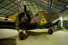 Airspeed Oxford 1 (sgoldswo) Tags: uk london museum 1 nikon oxford raf airspeed colindale rafmuseum d800e nikond800e