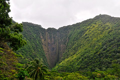 Waipio Valley - IV (Anders Magnusson) Tags: road hawaii nikon hike thebigisland steep waipio waipiovalley andersmagnusson