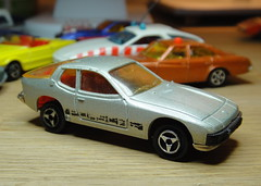 Majorette 247 Porsche 924 1978-1985 (mustonen.matias) Tags: car toy model 200 series majorette diecast