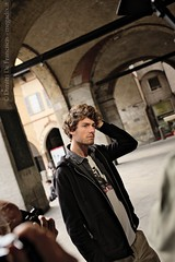 Leica Workshop - Il Ritratto Ambientato (megadix) Tags: leica portrait italy milan model milano