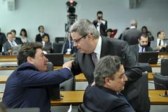 CEI2016 -  Comisso Especial do Impeachment 2016 (Senado Federal) Tags: braslia brasil df bra reunio senadorantonioanastasiapsdbmg senadorwildermoraisppgo comissoespecialdoimpeachment senadorzezeperrellaptbmg cei2016