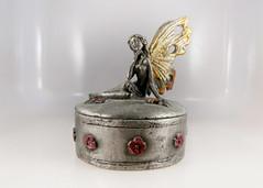 Fairy pill box (zamburak) Tags: box fairy pill trinket