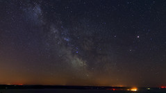 Voie Lactée en Trégor