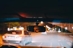 DSC_8069-2 (madeinkarp) Tags: road city art car night dark lights mirror eyes nikon f14 sigma driver 30mm d5200