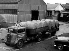 G-81894 Fordson Thames 7V (Ford Dagenham) (Wouter Duijndam) Tags: thames transport v8 knap dagenham fordson krommenie 7v g81894