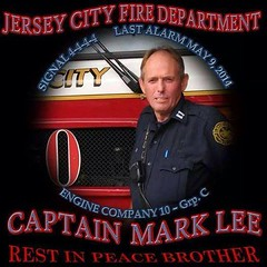 Remembering FDJC Capt Mark Lee  One great guy (LLST10) Tags: city fire mark lee jersey department fdjc jcfd