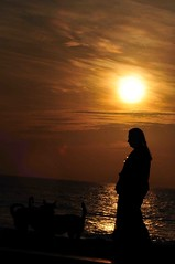 DSC_2844 (rajashekarhk) Tags: southindia sky silhouette sea photography sunrise sun puducherry pondicherry pondicherrybeach rajashekar hkr