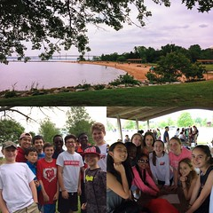 A day at the beach (KFiabane) Tags: annapolis sandypoint njhs