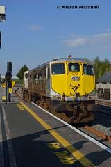 079 departs Hazelhatch and Celbridge, 16/5/16 (hurricanemk1c) Tags: irish train gm rail railway trains hatch railways irishrail generalmotors 2016 emd 071 079 iarnrd ireann iarnrdireann hazelhatchandcelbridge