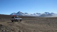 Jody's dash back to the Bolivian border
